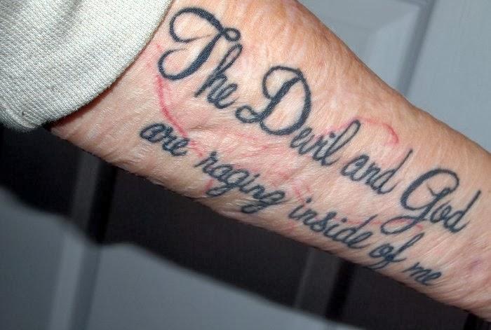 My bipolar tattoo trigger warning brainsick for Bipolar disorder tattoo